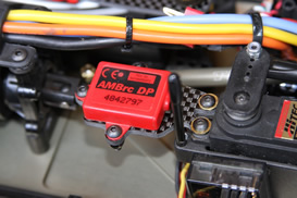 Jammin Transponder Mount & Center Diff Plate for the Losi SCTE Ten 2.0
